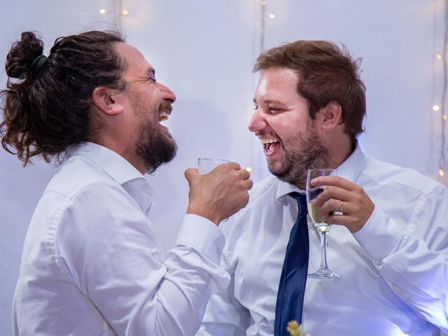 El casamiento de Fede y Barbi en Villa de Mayo, Buenos Aires 64