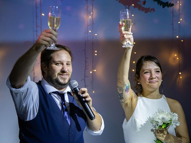 El casamiento de Fede y Barbi en Villa de Mayo, Buenos Aires 99