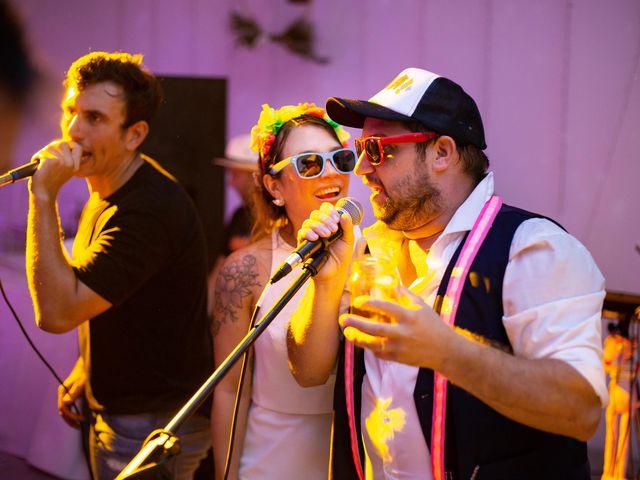 El casamiento de Fede y Barbi en Villa de Mayo, Buenos Aires 145