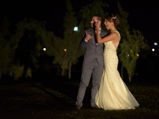 El casamiento de Juli y Fer