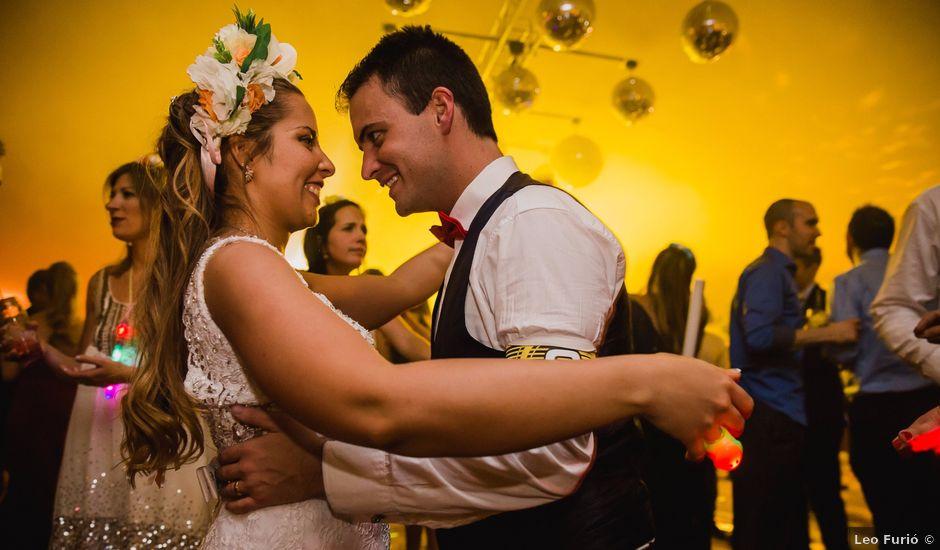 El casamiento de Daniel y Giuliana en Mendoza, Mendoza