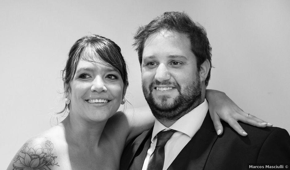El casamiento de Fede y Barbi en Villa de Mayo, Buenos Aires