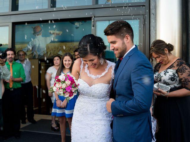 El casamiento de Ana y Lucas