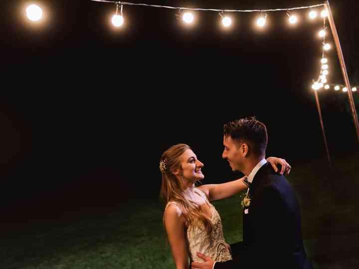 El casamiento de Debi y Fer