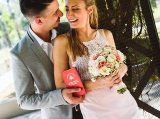 El casamiento de Debi y Fer 2