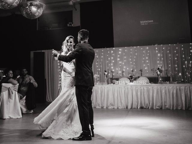 El casamiento de Gise y Juani