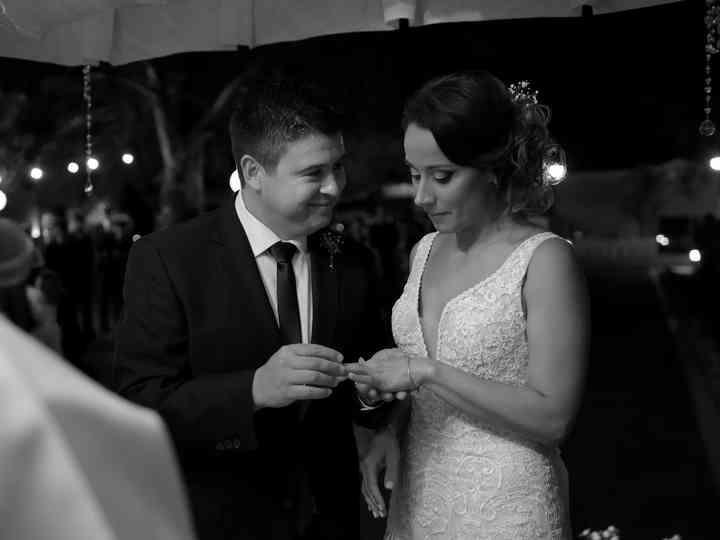 El casamiento de Alejandra y Alejandro