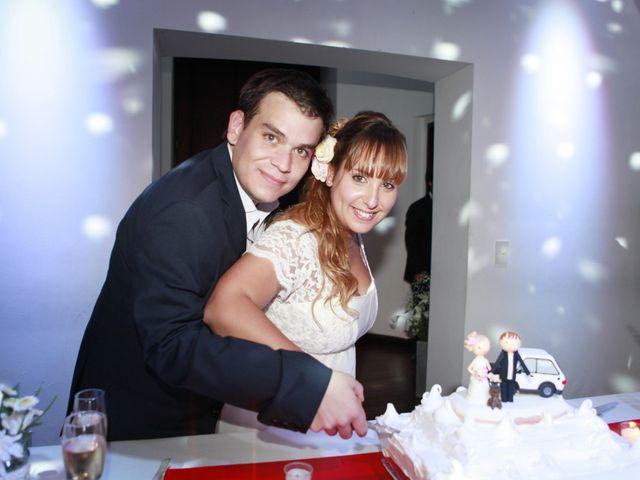 El casamiento de Meli y Leo