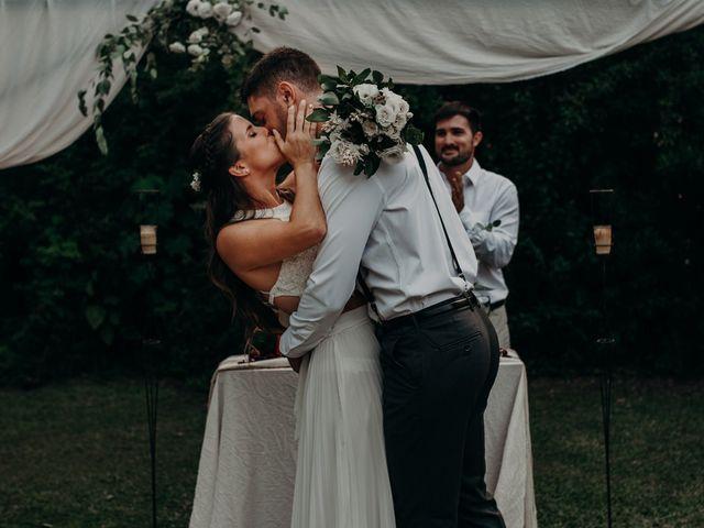 El casamiento de Martu y Pola