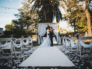 El casamiento de Meli y Juan 1
