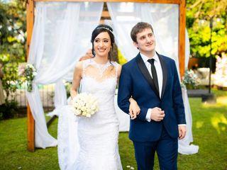El casamiento de Meli y Juan