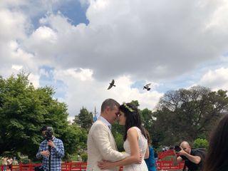 El casamiento de Victoria y Leandro 2