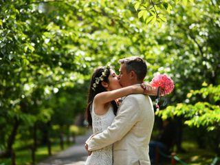 El casamiento de Victoria y Leandro 3