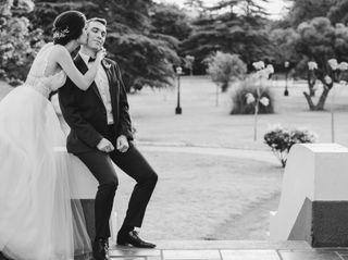 El casamiento de Victoria y Leandro