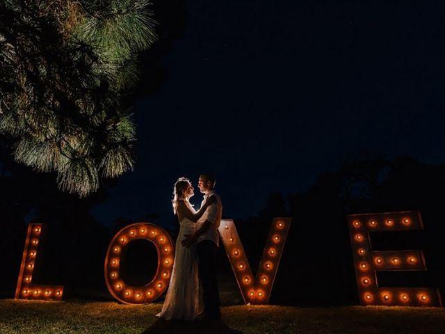 El casamiento de Alicia y Diego