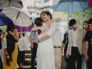 El casamiento de María Carolina y Santiago