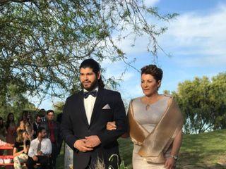 El casamiento de Marianela  y Marcel  3
