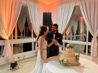 El casamiento de Marianela  y Marcel