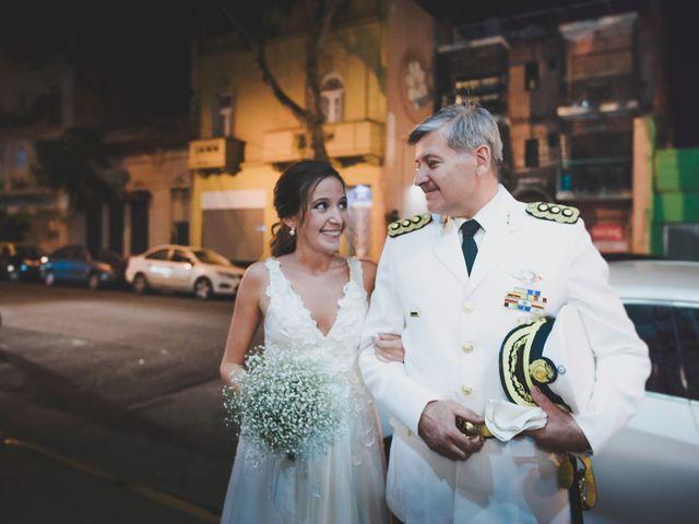 El casamiento de Mili y Nano