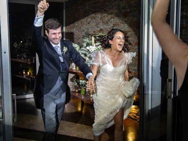 El casamiento de Candi y Fran