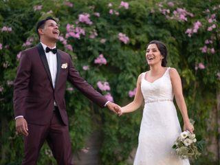 El casamiento de Pilar y Diego