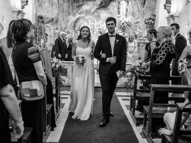 El casamiento de Emilia y Alvaro