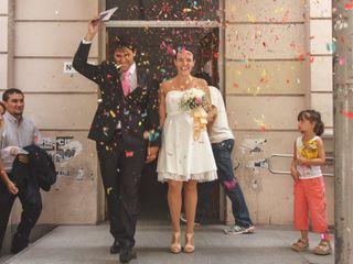 El casamiento de Miriam y Agustín