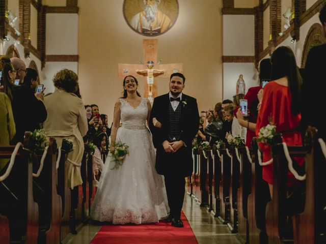 El casamiento de Micaela y Agustín