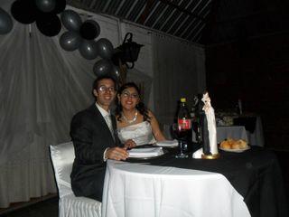 El casamiento de Juan y Paola