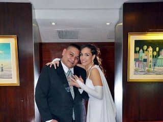 El casamiento de Silvi y Ale 1