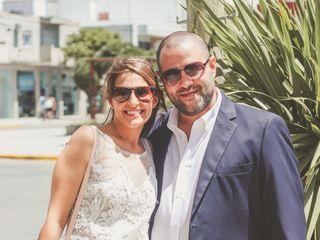 El casamiento de Mery y Pachu 1