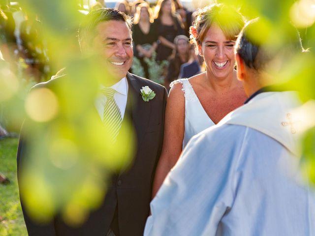 El casamiento de Paz y Sebas