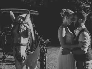 El casamiento de Giselle y Rogelio