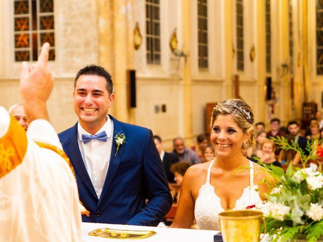 El casamiento de Marilina y Luciano