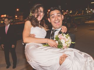El casamiento de Rodrigo y Belen