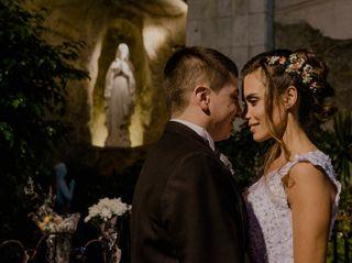 El casamiento de Xime y Fede