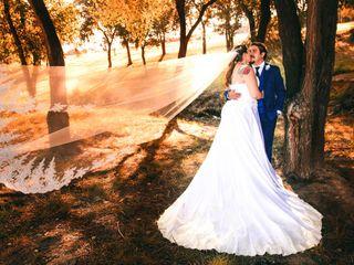 El casamiento de Dianela y Gastón