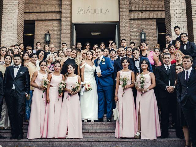 El casamiento de Daniel y Paula en Mendoza, Mendoza 21
