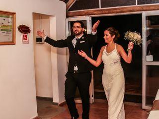 El casamiento de Miriam y Gastón