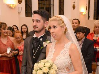 El casamiento de Jackie y Mauro 3
