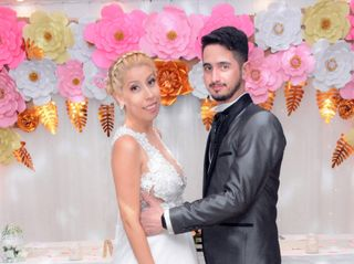 El casamiento de Jackie y Mauro