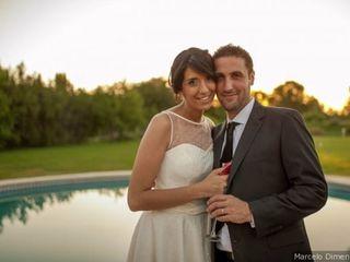 El casamiento de Yamila y Lucio