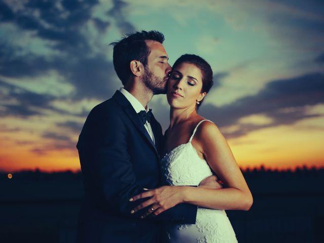 El casamiento de Melina y Gabriel