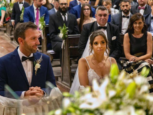 El casamiento de Martin y Mica en Pilar, Buenos Aires 44