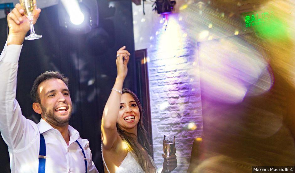 El casamiento de Martin y Mica en Pilar, Buenos Aires