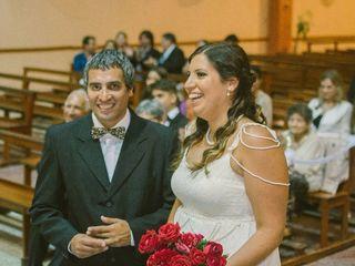El casamiento de Celeste y Luciano