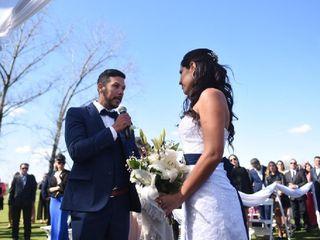El casamiento de Gaby y Manu 2
