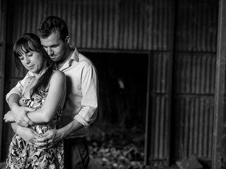 El casamiento de Gabriela y Fergal