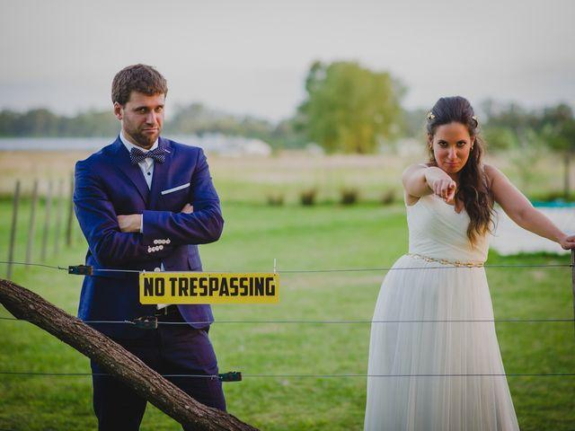 El casamiento de Melisa y Joaquin