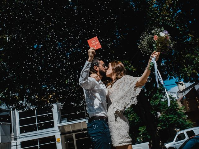 El casamiento de Ale y Caro en Palermo, Capital Federal 1